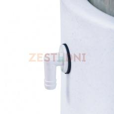 Zmiękczacz Ecoperla Slimline CS 30 kolanko antyprzelewowe